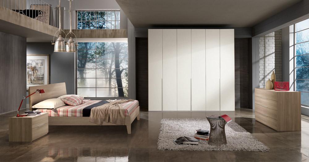 Camere Da Letto Giovani : Camere da letto u mobilificio la noce