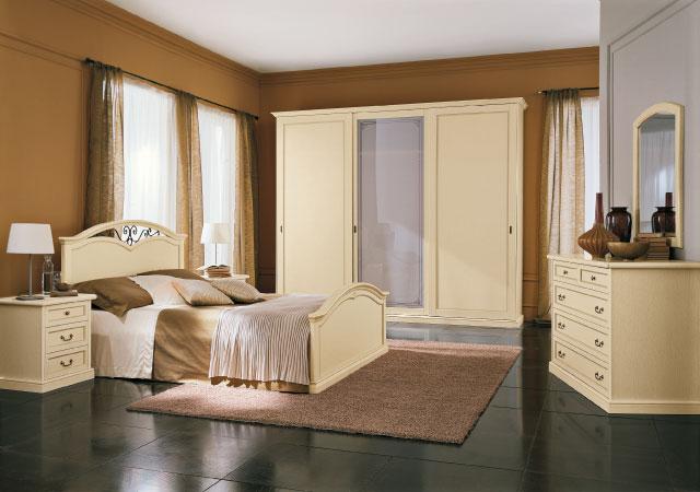 Camere da letto mobilificio la noce - Camere da letto stile antico ...