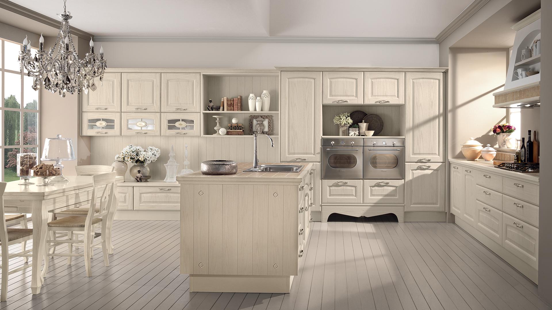 Cucine classiche ‹ Mobilificio La Noce